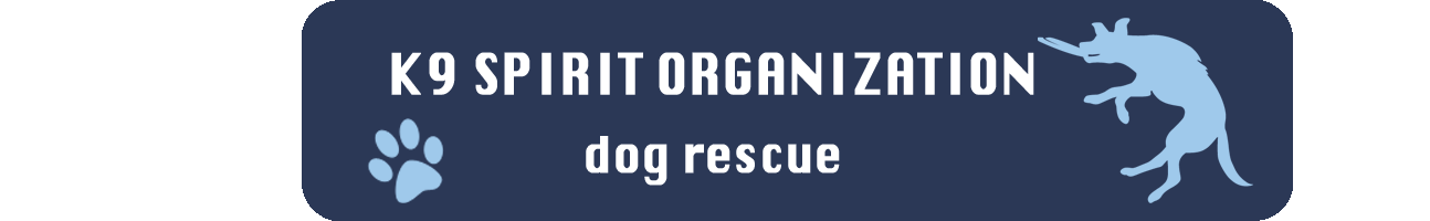 k9 spirit organization dog rescue